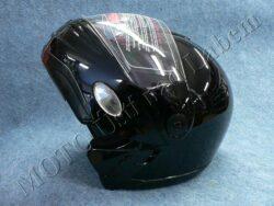 Helmet FU1 - black ( Motowell ) Size S