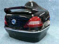 Tour tail trunk Mercedes black glossy