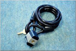 Motorcycle lock Loop Junior - 180cm ( Oxford )