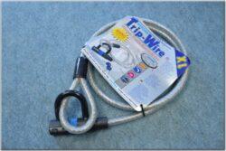 Motorcycle lock TripWire - 160cm ( Oxford )