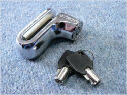 Brake disc lock OTSOD - chrome ( UNI )