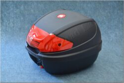 Tour tail trunk black-red ( MSK )
