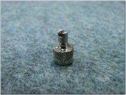 Cap AV, Tube valve
