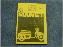 Maintenence book, workshop guide ( MANET )