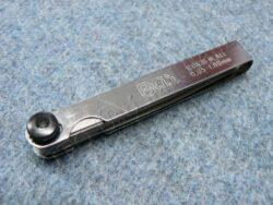 Leaf gauge 0,05-1,0 ( UNI )(930417)