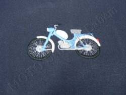 T-shirt blue w/ picture Stadion S22, Size XXL(930472)