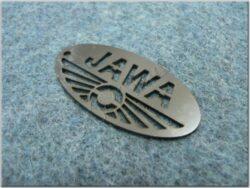 Pendant JAWA oval, design pattern - 61x32 mm