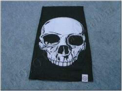 Multi-scar Comfy Skull ( OXFORD )