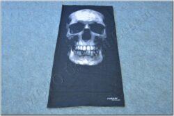 nákrčník - šátek Big Skull ( ROLEFF ) black