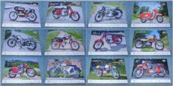 Wall calendar 2019 - Czechoslovak motocycles ( 420x315 )(930765)