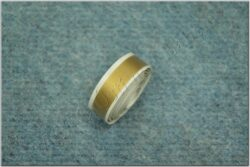 Sticker gold line ( UNI ) 10x1500 mm