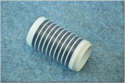 Sticker black lines ( UNI ) 4x1500 mm