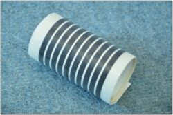 Sticker black lines ( UNI ) 5x1500 mm