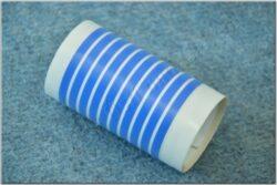 Sticker blue lines ( UNI ) 5x1500 mm