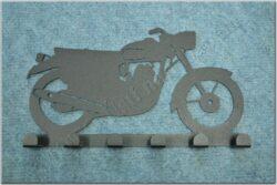 6-peg rack - Motorcycle Theme /  Jawa Californian
