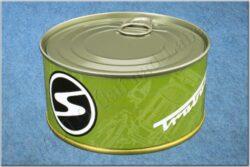 belt TRABANT / textile khaki - size 150cm(930826)