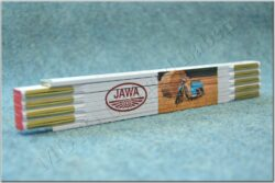 folding meter (JAWA Pionýr 20)