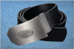 Belt JAWA black - Size 120 cm
