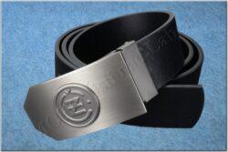 Belt ČZ black - Size 110 cm