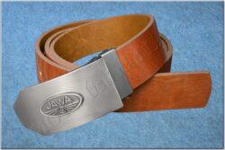 Belt JAWA brown - Size 120 cm