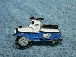 Pin badge ČZ 502