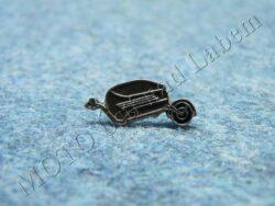 Pin badge PAV (brown)