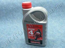 Engine oil 4T 10W-40 Biker Denicol (1L)