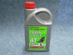 Engine oil LAWN MOWER 4T 15W40 Denicol (1L)