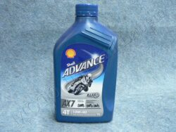 Engine oil 4T AX7 10W-40 (1L)