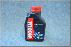 Engine oil 2T 100 Mineral MOTUL (1L)