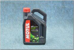 Engine oil 4T 10W-40 5100 Motul  (4L)