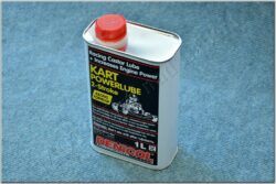Engine oil 2T Kart powerlube (1L) Denicol
