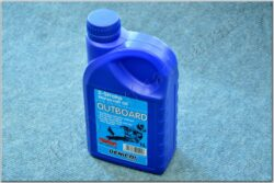 Engine oil 2T Outboard (1L) Denicol