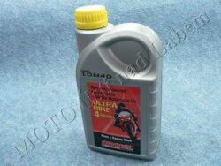 Engine oil 4T 10W-40 Synth-Powered ULTRA BIKE Denicol (1L)