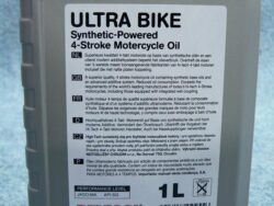Engine oil 4T 10W-40 Synth-Powered ULTRA BIKE Denicol (1L)  (950029)