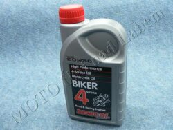 Engine oil 4T 20W-50 Biker Denicol (1L)