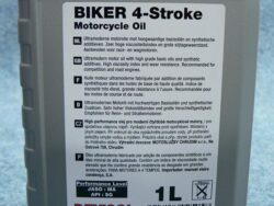 Engine oil 4T 20W-50 Biker Denicol (1L)(950032)