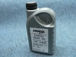 Gear oil 75W-90 SYNTEX Denicol (1L)