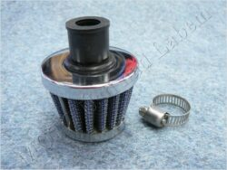 Air filter racing  D12, intake ( UNI ) cone mini