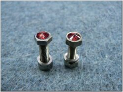 Decorative bolts M5x16 ( UNI ) set 2pcs.