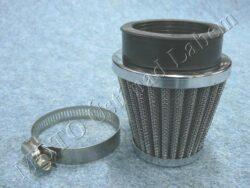 Air filter racing  D48, intake ( UNI ) cone big