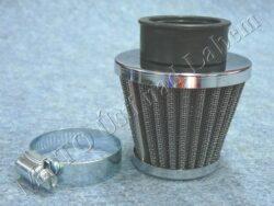 Air filter racing  D42, intake ( UNI,MZ 150 ) cone big